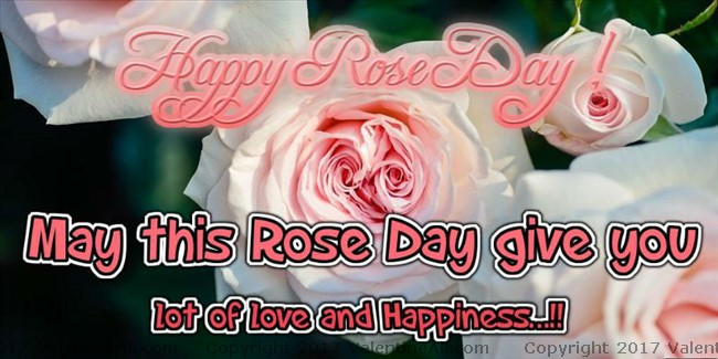 Rose day sms girlfriend | best message & gf status for happy