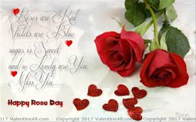 Rose Day Status Of Hindi Lovely Messages Quotes For Happy Rose Day 2019